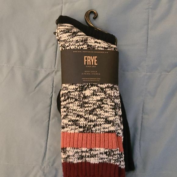 Frye Boot Socks 2 pack